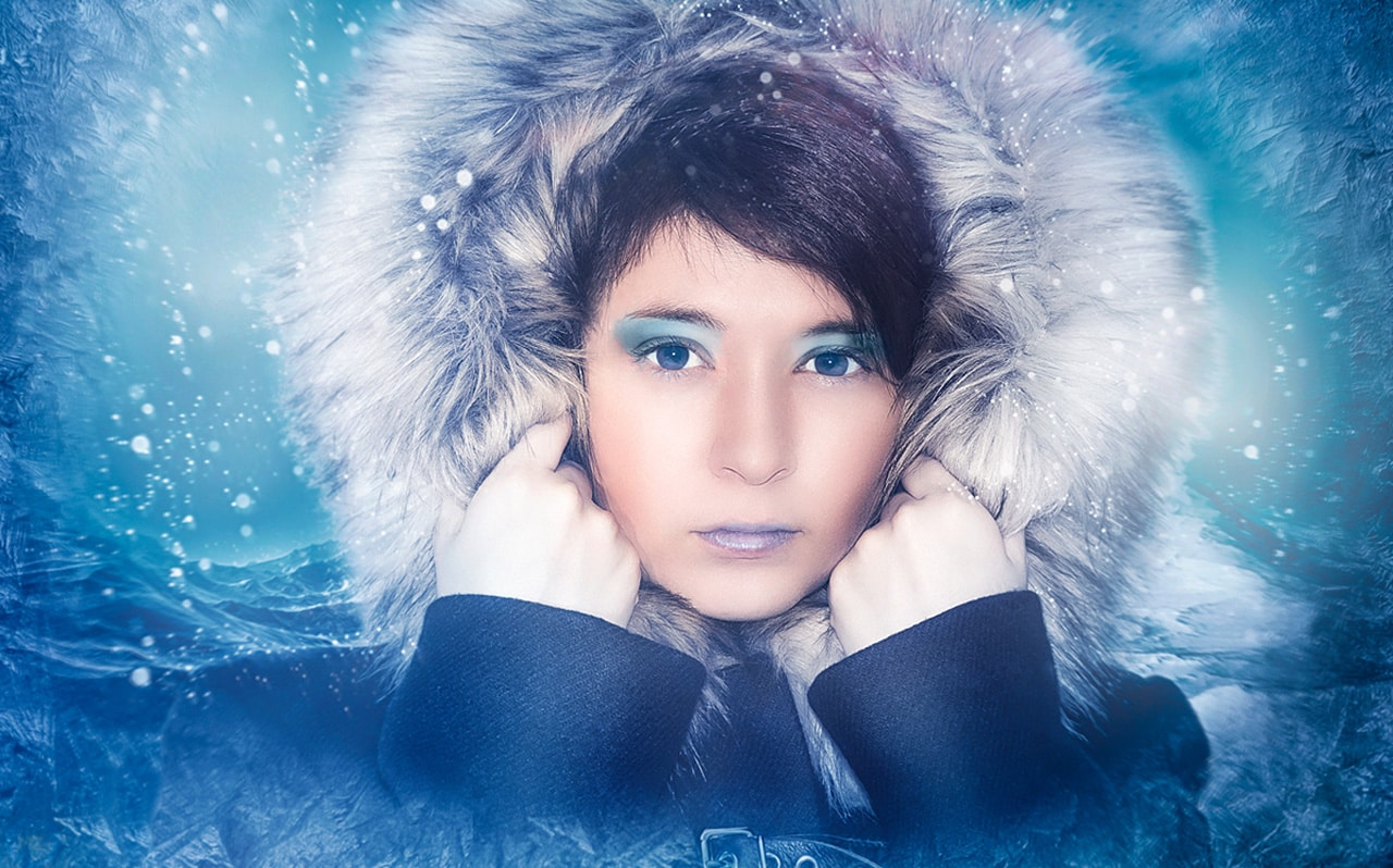 Cold Beauty